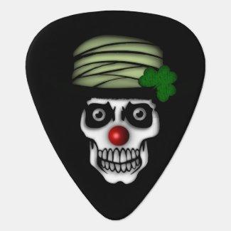 Irish Skeleton Clown Pick