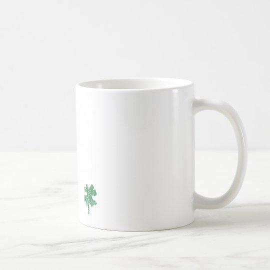Irish Skull Coffee Mug