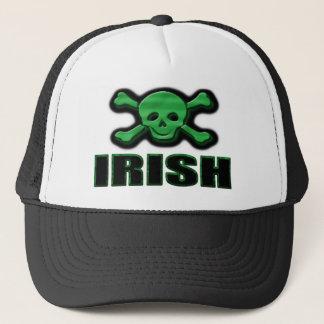 Irish Skull & Crossbones Hat