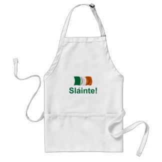Irish Slainte! Adult Apron