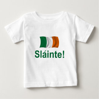 Irish Slainte! Baby T-Shirt