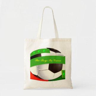 Irish Soccer Bag
