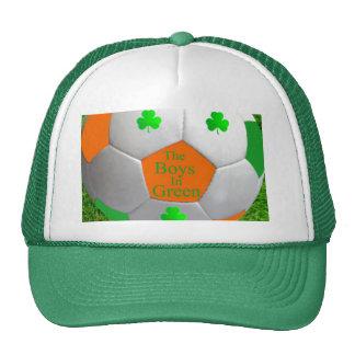 Irish Soccer Hat