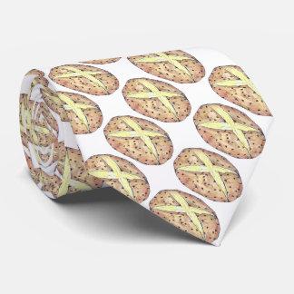 Irish Soda Bread Loaf St. Saint Patrick's Day Tie