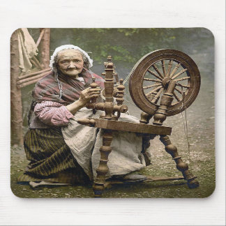 Irish Spinner Mousepad