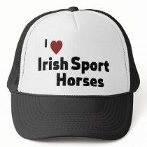 Irish Sport Horses Trucker Hat