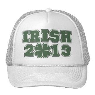 Irish St Patricks Day 2013 Trucker Hat