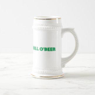 Irish St. Patrick's Day Beer T-shirts & Gear Beer Stein