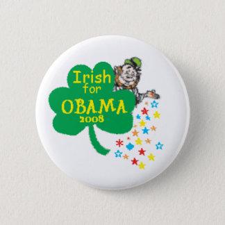 Irish St. Patricks Day Button