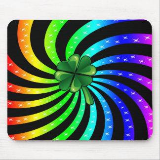 Irish St Patrick's Day Design Mouse Pad