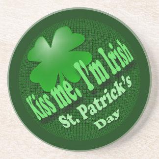 Irish St. Patrick's Day gifts Coaster