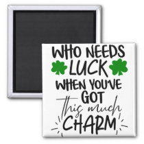 Irish , St. Patrick's Day Magnet