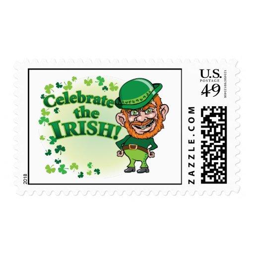 Irish Stamp