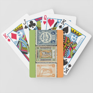 Irish Stamp Playing Cards