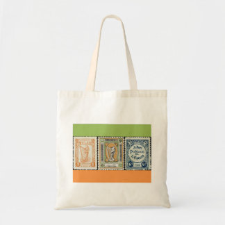 Irish Stamp Tote