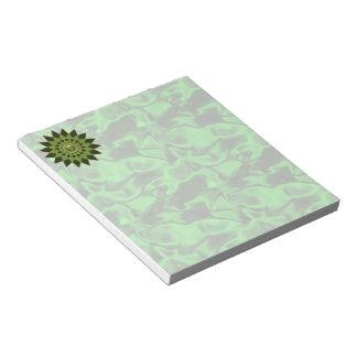 Irish Star Jewel #1 Notepad