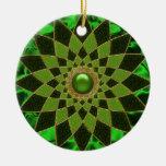 Irish Star Jewel #1 Ornament