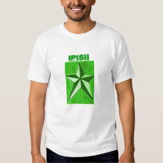 irish star t shirt