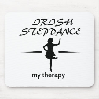 irish Step dance designs Mouse Pad