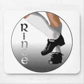 Irish Step Dance - Hard Shoe - Rince Mouse Pads