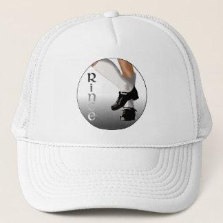 Irish Step Dance - Hard Shoe - Rince Trucker Hat