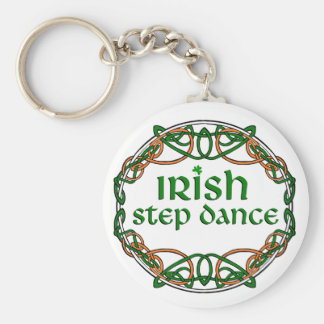 Irish Step Dance Keychain