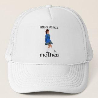 Irish Step Dance Mother - Blue Soft Shoe Trucker Hat