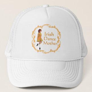 Irish Step Dance Mother - Gold Trucker Hat