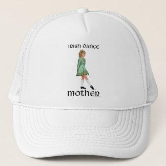 Irish Step Dance Mother - Green Trucker Hat