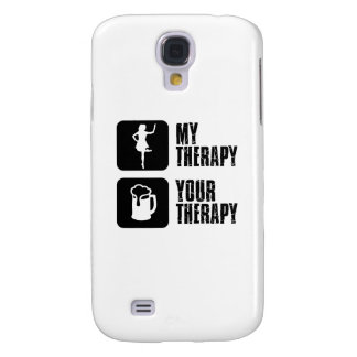 irish step dance my therapy samsung galaxy s4 cover