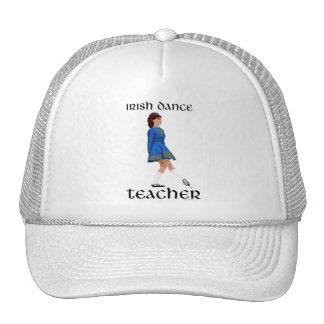Irish Step Dance Teacher - Blue Soft Shoe Trucker Hat