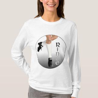Irish Step Dancer - Hard Shoe - Rince T-Shirt