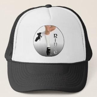 Irish Step Dancer - Hard Shoe - Rince Trucker Hat