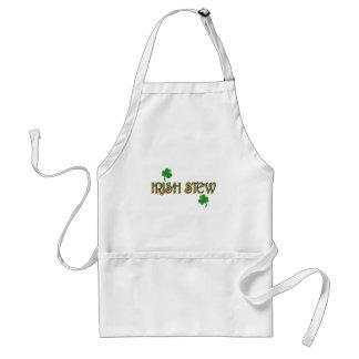 Irish Stew Adult Apron