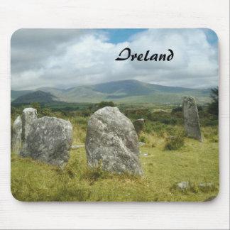 Irish Stone Circle, County Cork Mouse Pad