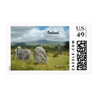 Irish Stone Circle, County Cork Postage