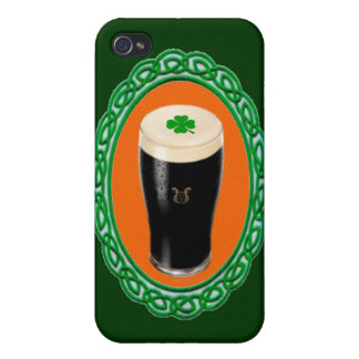 Irish Stout Covers For iPhone 4