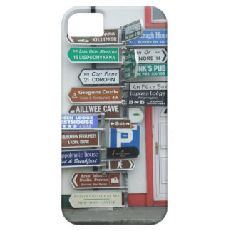 Irish Street Signs iPhone SE/5/5s Case