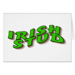 Irish Stud Card