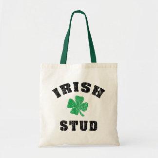 Irish Stud Tote Bag
