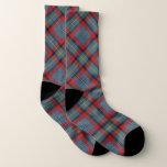 Irish Style Clan McNamara MacNamara Tartan Plaid Socks