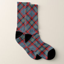 Irish Style Clan McNamara MacNamara Tartan Plaid Socks