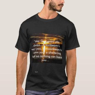 Irish Sunbeam Blessing T-Shirt