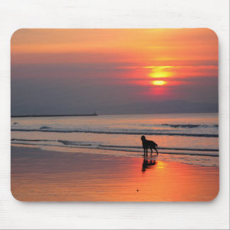 Irish Sunset Mouse Pad