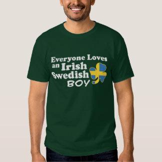 Irish Swedish Boy Dresses