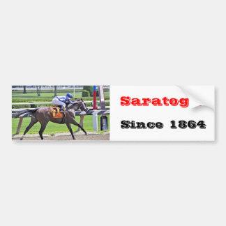 Irish Sweepstakes with Rajiv Maragh Bumper Sticker