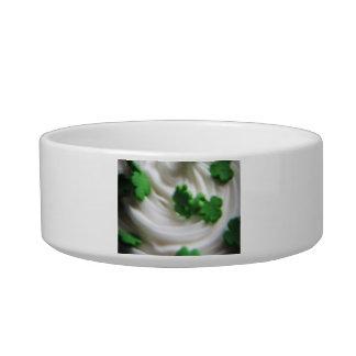 Irish Swirl Saint Patrick's Day Cupcake Frosting Bowl
