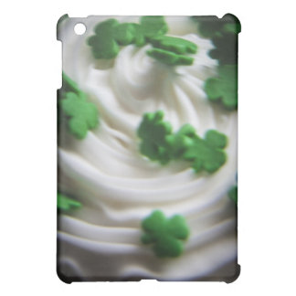 Irish Swirl Saint Patrick's Day Cupcake Frosting iPad Mini Case