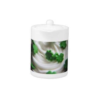 Irish Swirl Saint Patrick's Day Cupcake Frosting