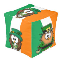 Irish tales pouf